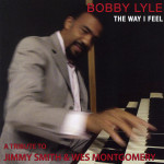 Bobby Lyle - The Way I Feel CD Cover